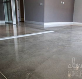 Prime Realty and Alternative Constructors Concrete Floor Polish