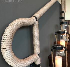Railing wrap