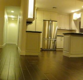 hard wood floors installed